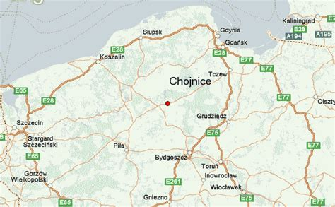 Find On By Name And Location Chojnice Location Guide