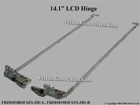 Lcd 14 1 Acer Aspire 4720 acer aspire 4720z series lcd hinge fbz01018010 szs z01 l