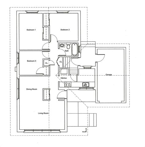 bungalow house floor plan vintage bungalow house plans bungalow floor plan bungalow floor plans treesranch com