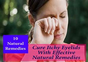itchy eyelids home remedy cure itchy eyelids with effective remedies