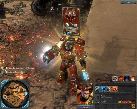 The Mods wrath of the blood ravens mod for of war ii chaos