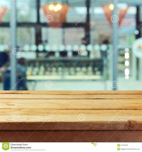 wooden table mock up template background for product