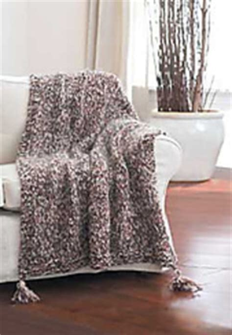 patons pattern library ravelry multi strand afghan 133 pattern by patons
