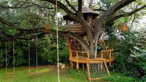 a botswana inspired hideaway treehouse masters