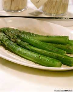 boiled asparagus recipe martha stewart