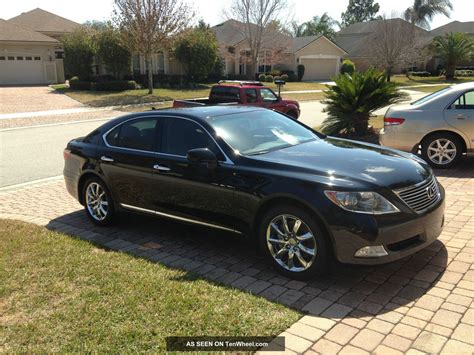 nearest lexus garage 2007 lexus ls460 garage kept florida car