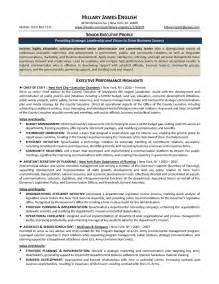 Senior Resume Template by Resume Sles Program Finance Manager Fp A Devops Sle
