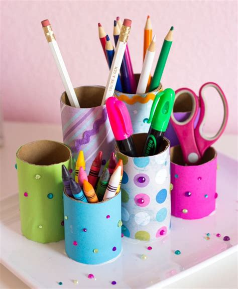 How To Roll Paper For Crafts - 19 amazing toilet paper roll crafts for adults
