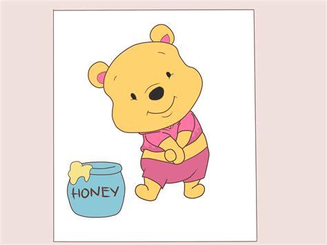 cute winnie pooh drawings images