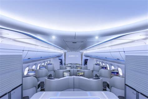 a350 cabin airbus launches new cabin product airspace by airbus