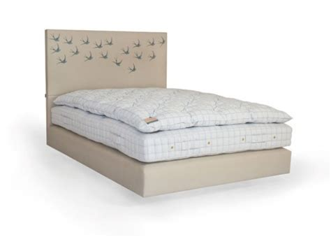 savoir bed knoll luxe and savoir beds team up for charity