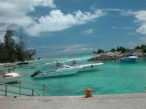 le port de la Digue   Foto di Isola La Digue, Seychelles   TripAdvisor