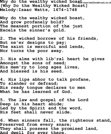 printable lyrics popular wicked old english song lyrics for why do the wealthy wicked