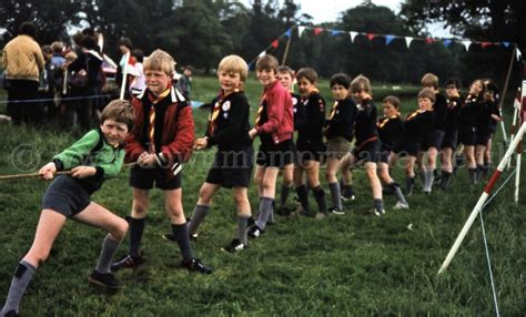 cub scouts 1970 randalstown s2