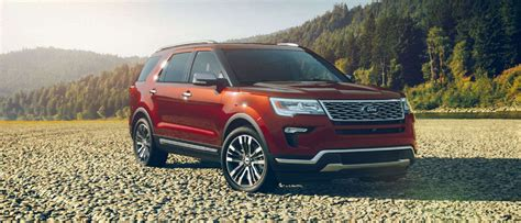 2020 Ford Explorer Design by Ford 2019 2020 Ford Explorer Front View 2019 2020 Ford