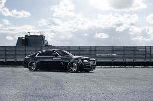 Rolls Royce Wraith On Rims Rolls Royce Wraith Featuring Aftermarket Adv 1 Wheels