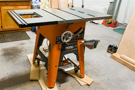 Tablesaw Router Station Build 20 20 Heinsite