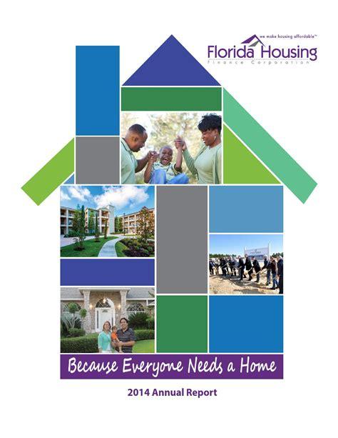 florida housing finance corporation 2014 annual report by florida housing finance corporation issuu