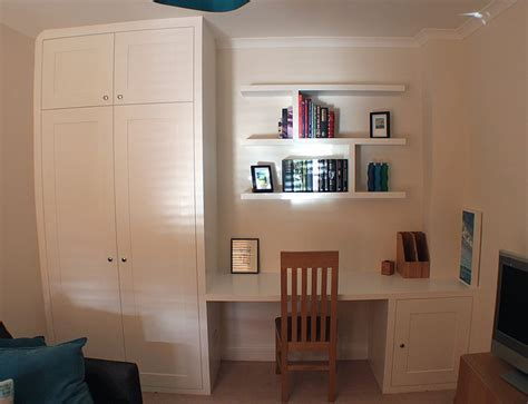 bespoke bedroom cupboards fitted wardrobes and bookcases in london shelving and