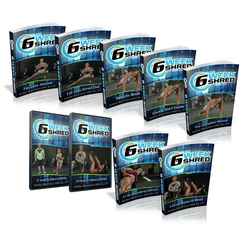 larounds ca 6 week shred system 6 week shred fat burning workout