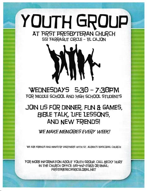 Youth Flyer Template Free 8 Best Images Of Youth Group Flyers Template Youth Ministry Flyer Templates Church Youth