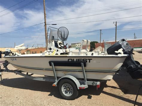center console boats for sale in kansas 1995 quest center console boat nex tech classifieds