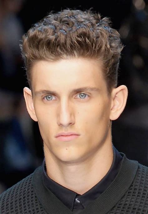 haircuts for boys with wavy hair short hairstyles for men