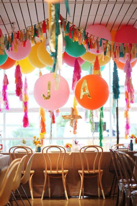 como decorar con globos con helio decora tu evento con globos de helio ana pla