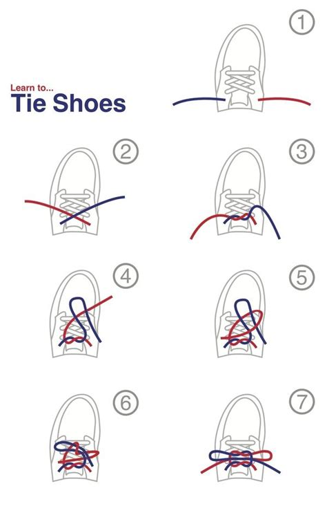 how to teach kid to tie shoes learn to tie shoes by tony canell via behance primary
