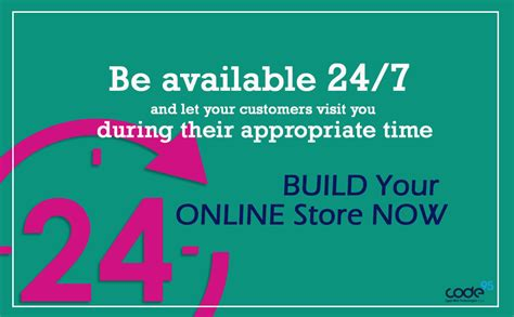 build your online build your online store now code95