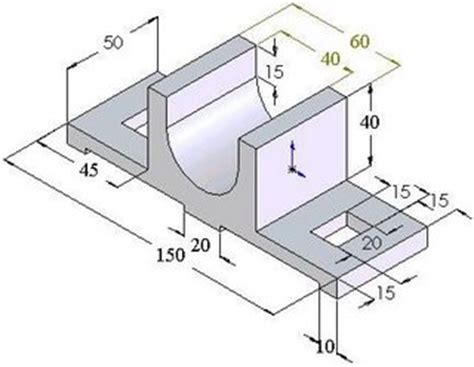 sectional views in machine drawing machine drawing chapter7 part1