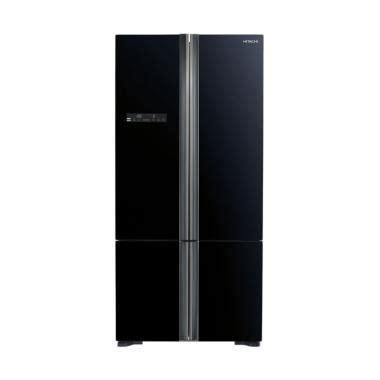 Kulkas Hitachi 2 Pintu jual produk kulkas 4 pintu harga promo diskon blibli