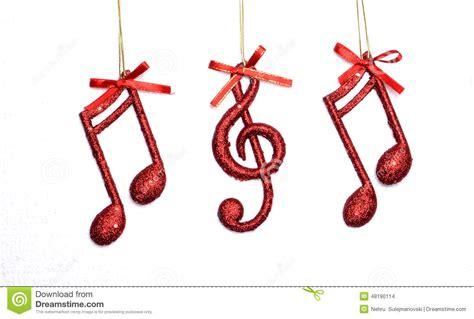 music note christmas lights christmas music note christmas scene decoration stock
