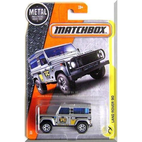 matchbox land rover 90 matchbox land rover 90 mbx construction 48 120 2017