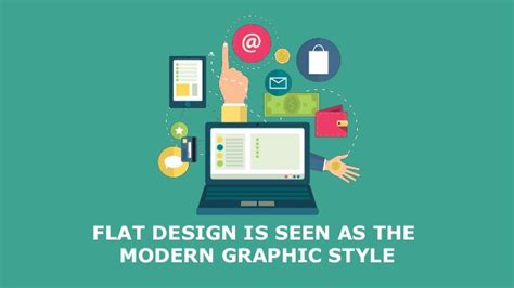 Mid Century Design by Presentation Design Trends 2015
