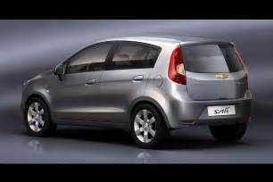 Www Chevrolet Chevrolet Debuts Sail Hatchback And Mpv Concept At New
