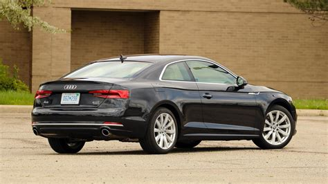 Audi A5 Review by 2018 Audi A5 Review Getting Pretty To Faultless