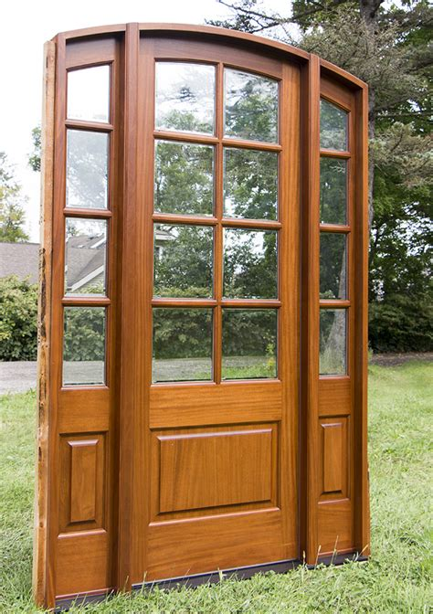 Arched Exterior Doors Arched Top Exterior Doors