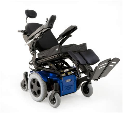 reclining power wheelchair quickie pulse electric power wheelchair sunrise medical