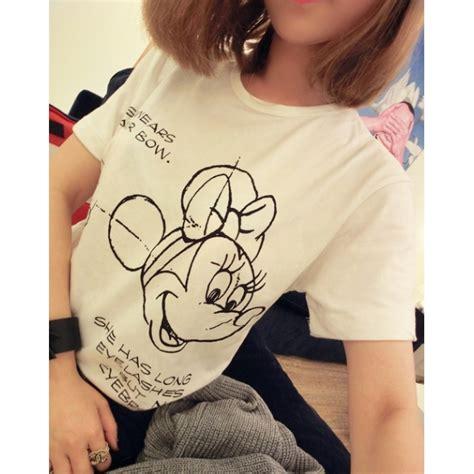 Cardigan Mickey Import kaos wanita gambar mickey mouse t1131 moro fashion