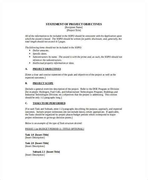 it manager objective statement 9 resume objective statement for management budget