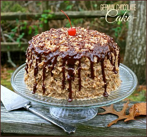 12 Ingredients And Directions Of German Chocolate Coconut Bars Receipt by Kicked Up German Chocolate Cake From A Mix With