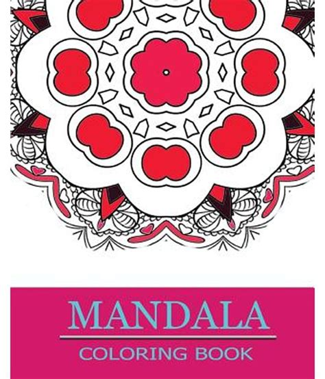 mandala coloring book stress mandala coloring book stress relieving patterns coloring