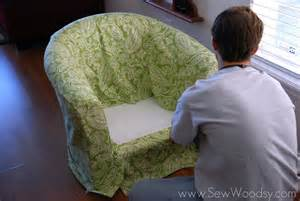 Tub Chair Slipcovers Pin By Katie Koch On She S Crafty Pinterest