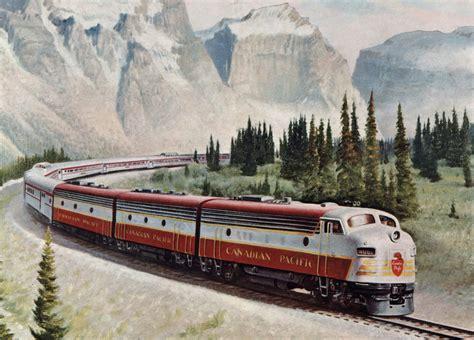 Cp Grand Black canadian pacific railway