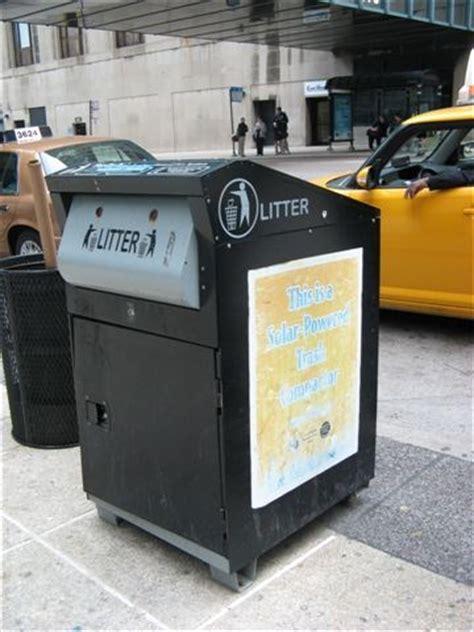 trash compactor beverage center trash compactor citibank citicorp center chicago il