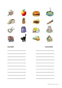 worksheets on countable and uncountable nouns abitlikethis