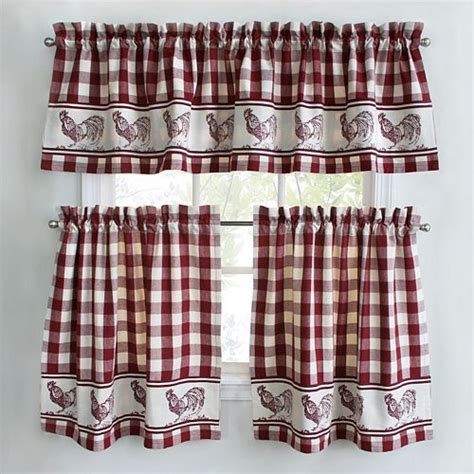 chicken curtains kitchen 25 best ideas about kitchen curtains on pinterest