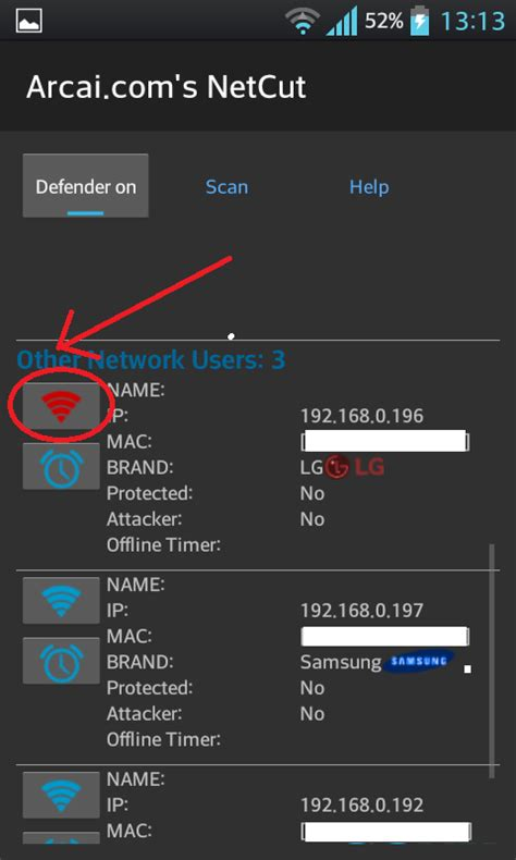 tutorial netcut for android como dejar sin conexi 211 n a internet a los usuarios de
