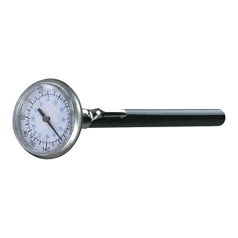 Thermometer Pocket Analog mastercool 174 52220 1 quot pocket analog thermometer